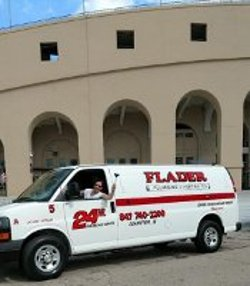 Flader truck