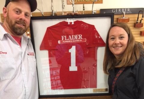 Flader t-shirt